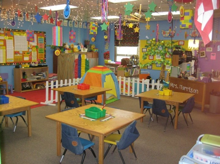Creative Classroom Decoration For Kindergarten : Squish preschool ideas back to school classroom