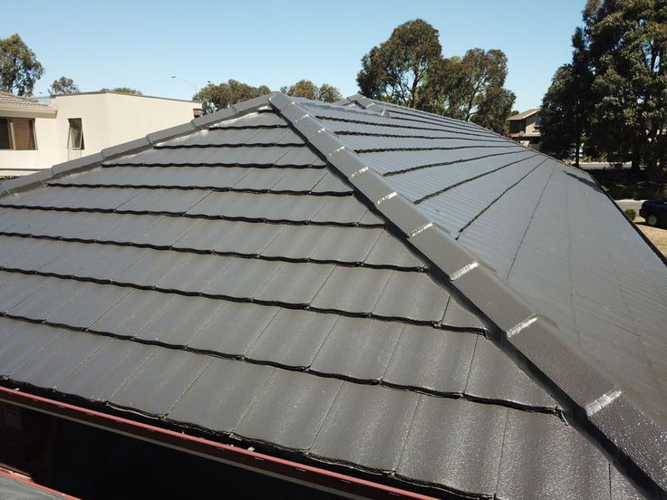 Modern seal roofing offers roof restoration and repairs in