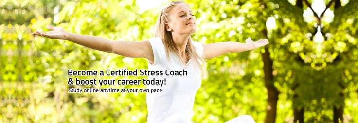 Become a certified Stress Coach today!