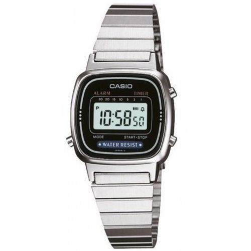 Orologio da polso Casio Collection Vintage Digitale Donna LA670WA-1D