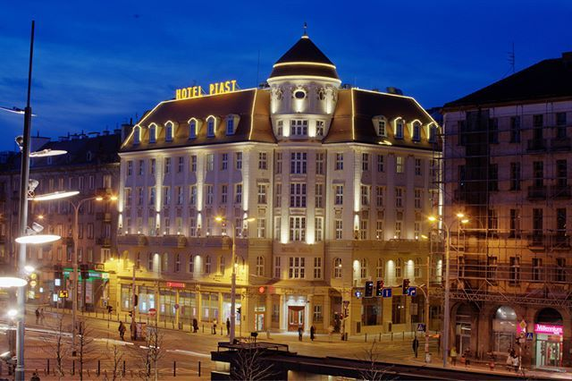 Hotel Piast Wrocław #silfor #siecsilfor #silforpolskiehotele# hotele #hotel…