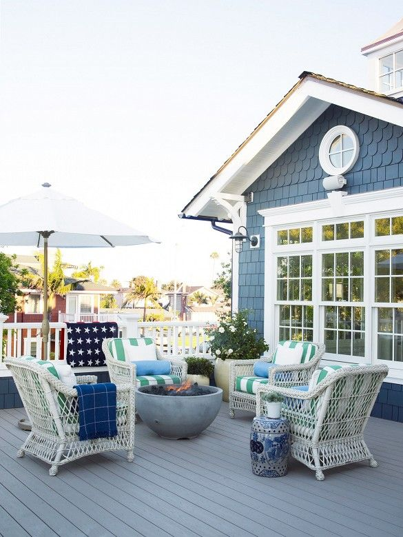 Burnham Design 2014 Coastal Living Showhouse