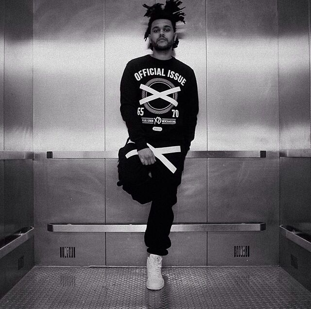 Happy birthday to my bae abel!!! ❤️ xo.