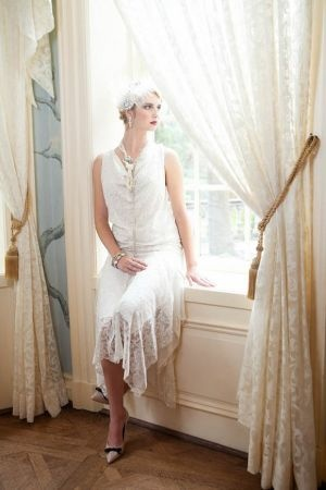 wedding dress 20s style - 1920s wedding high tea celebration.jpg