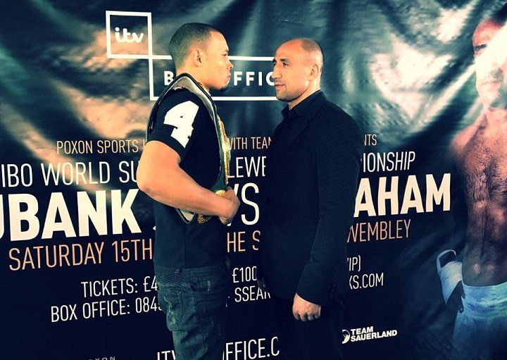 Chris Eubank Jr will make the first defence of his IBO World Super Middleweight Title against Arthur Abraham on July 15th.