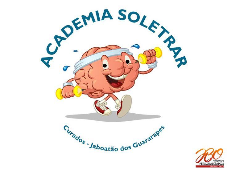 Projeto - Academia Soletrar