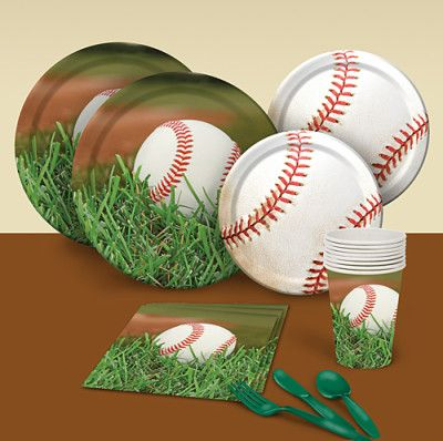 Baseball Basic Party Pack