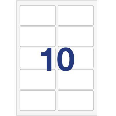 printer labels 10 per a4 sheet in 2018 labels zoo printer