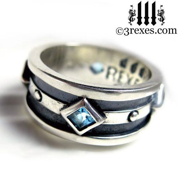 Best 25 Gothic Wedding Rings Ideas On Pinterest Date Of