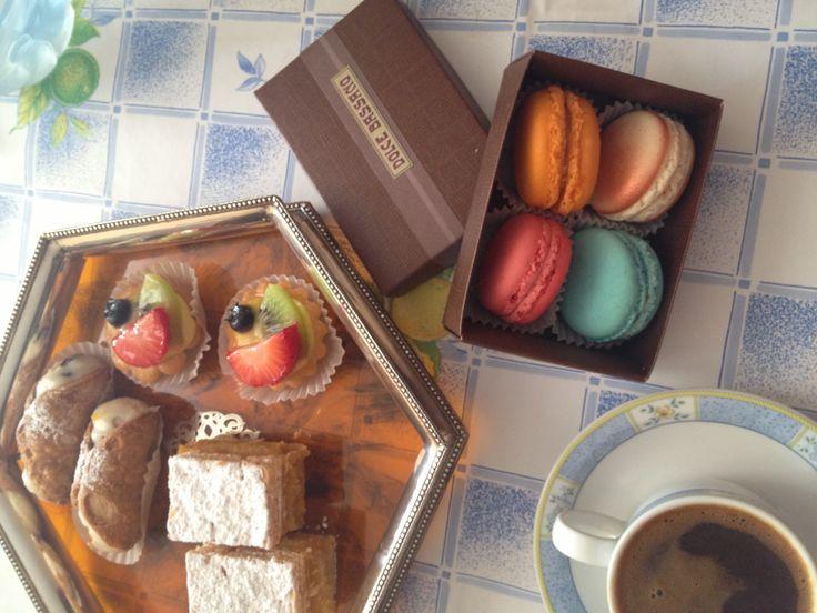 Delicious bite sized pastries of goodness - Dolce Bassano, Bassano del Grappa