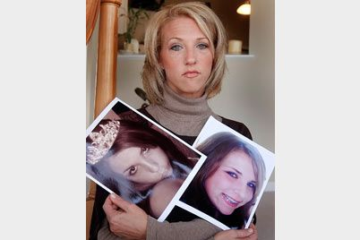 Megan Meier's mother was devestated after the series of events that occurred leading to her daughters suicide .