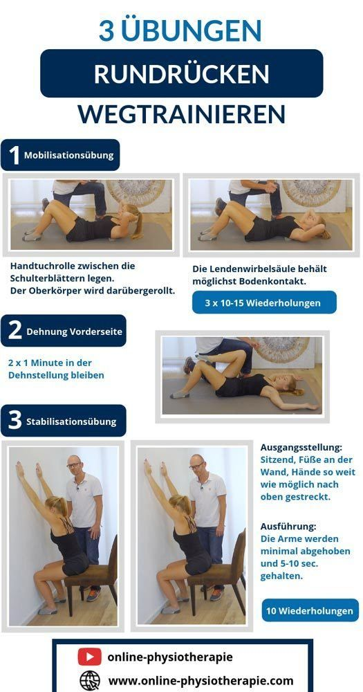 WALKING THE ROUND BACK – 3 EXERCISES FOR HOME …