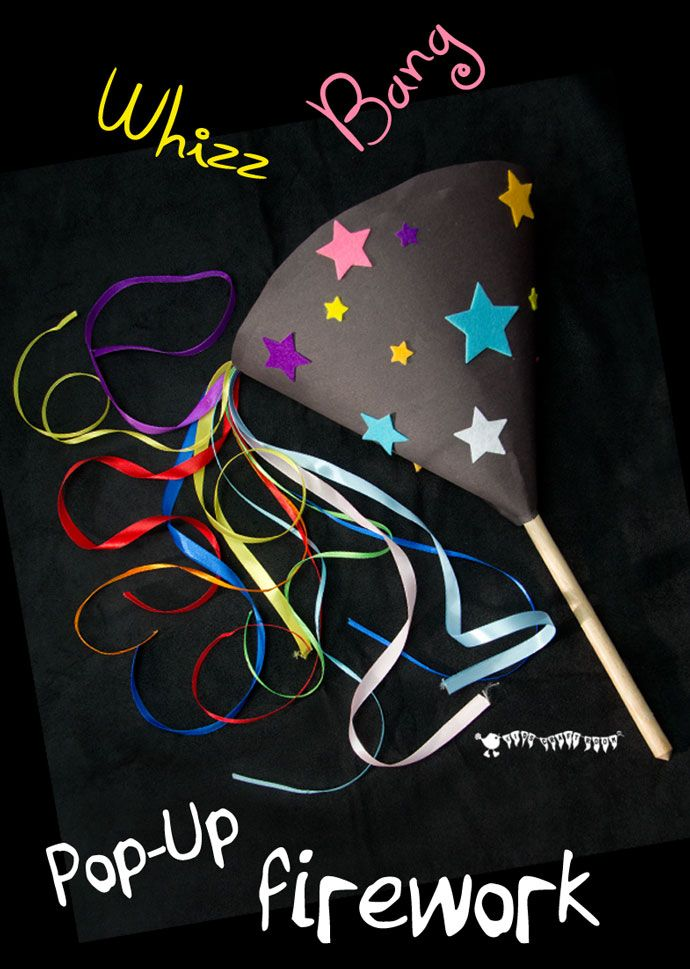 Whether it's New Year's Eve, 4th July, Bonfire Night or a birthday, kids can…