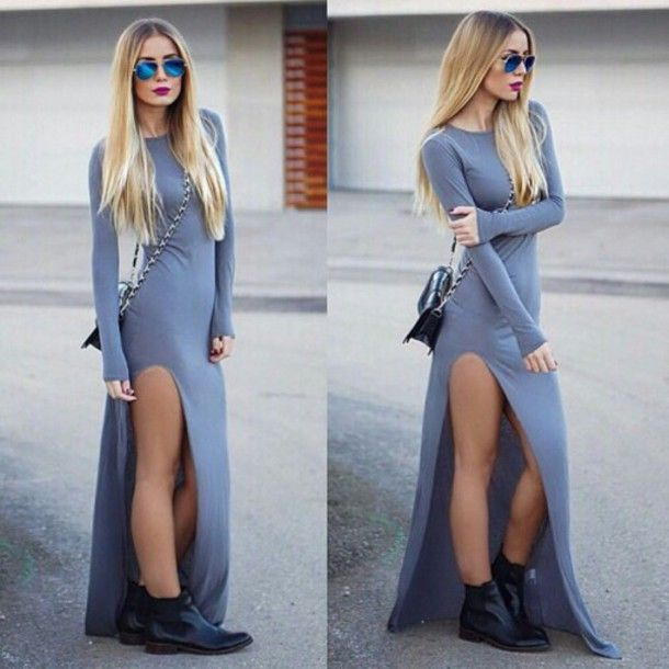 Maxi dresses and skirts tumblr – Womans wallet and dresses
