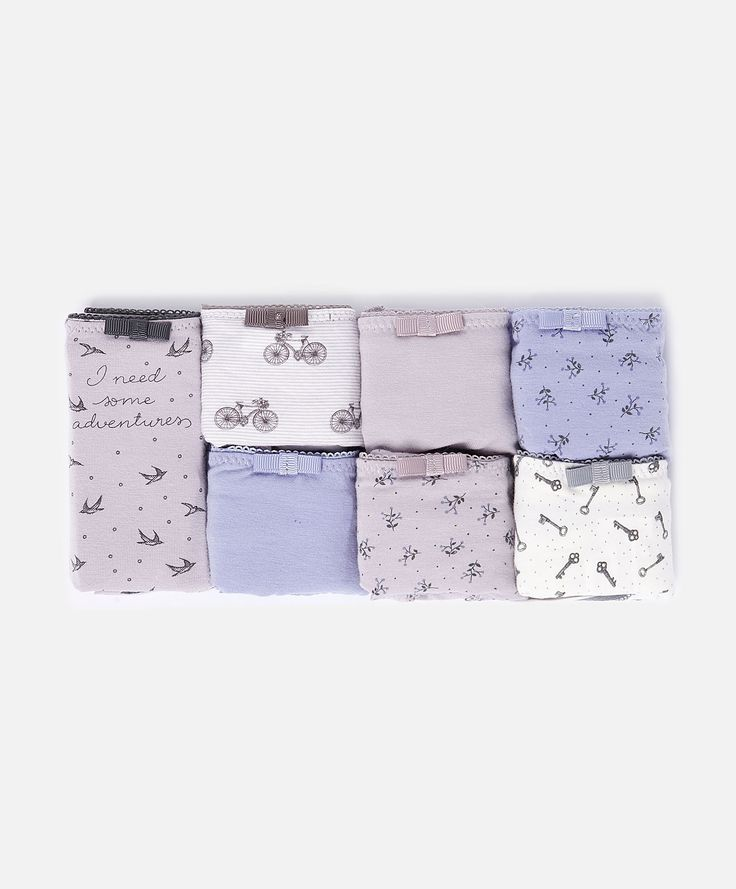 Pack of multi-print briefs - OYSHO
