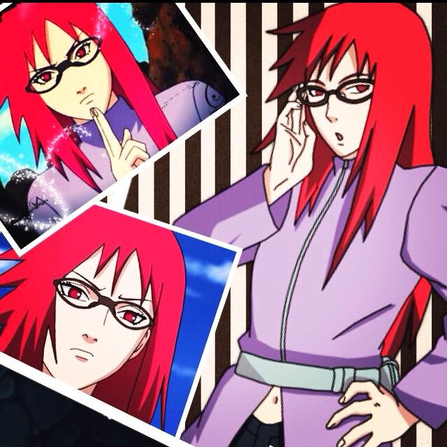 Karin Number One Female Ninja!  #Anime #Karin #Naruto #Shippuden #Sasuke #Jugo #Hebi #Taka #Leag #Generations #Storm #Ultimate #Ninja #Iphone #Iphone4