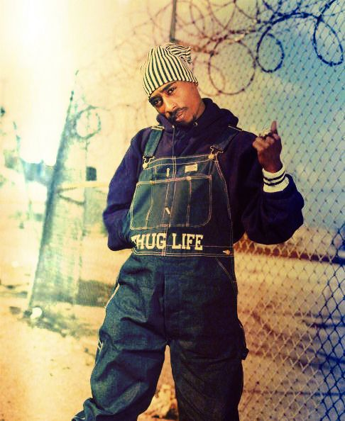 Что такое Thug Life - 2Pac новости #2pac #news #tupacshakur #music #rap #hiphop