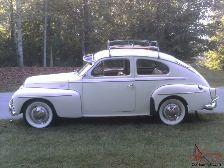 1960 Volvo 544 For Sale 544 Restored Multiple Car Show