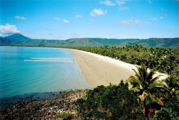 #Four mile beach Port Douglas     -   http://vacationtravelogue.com We guarantee the best price