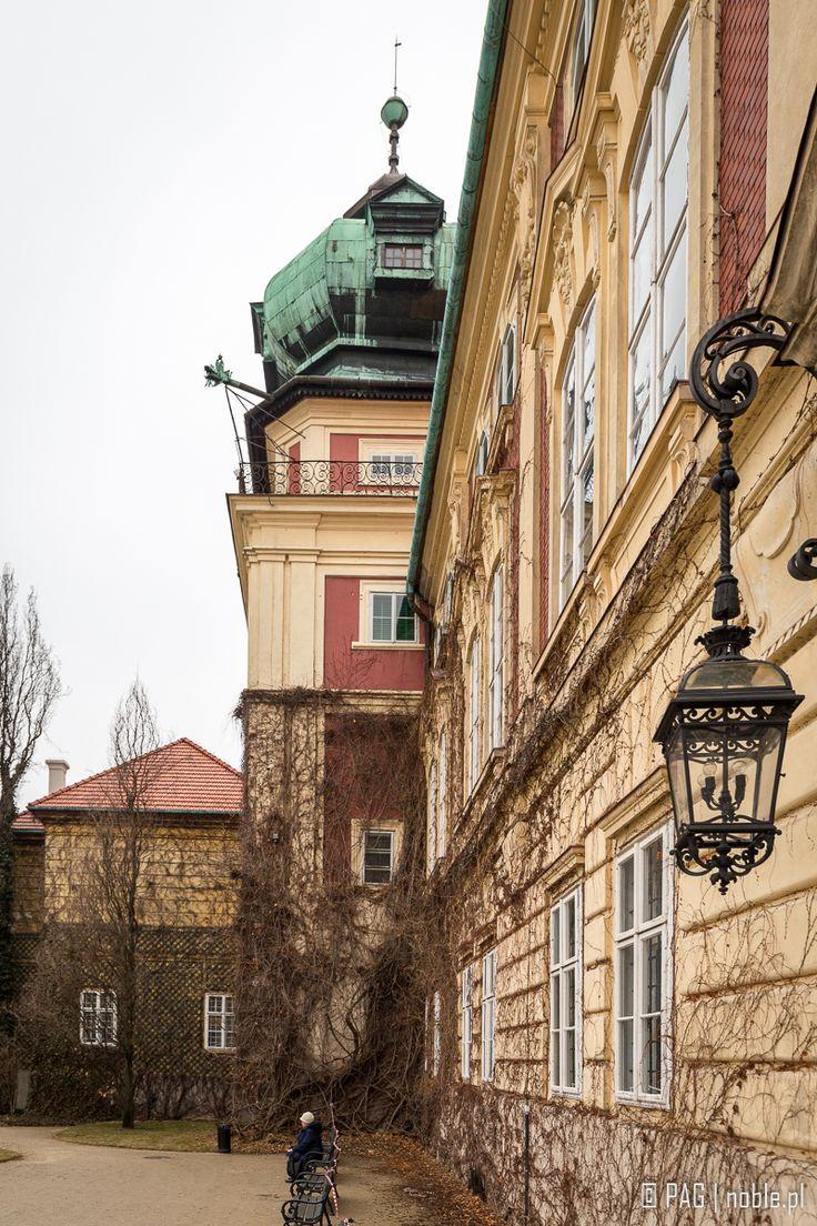 Palace in Lancut, southeastern Poland