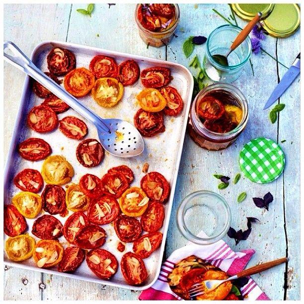 Tomate para encurtidos  Photo by davidloftus