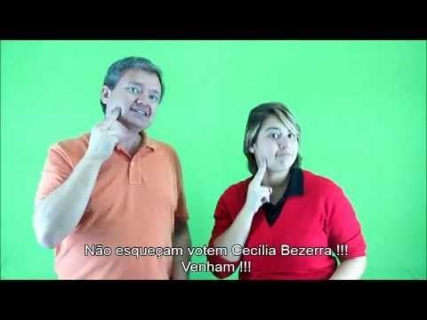 Apoio de Paulo Vieira e Aryane Vitagliano (Surdos) para a Eleição Conselho Estadual dos Direitos LGBT de SP