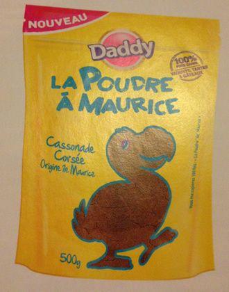 La Poudre à Maurice Daddy et Confisuc Saint Louis pour prunes