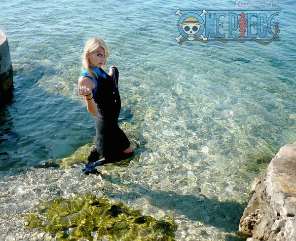 Sanji (female ver.) cosplay