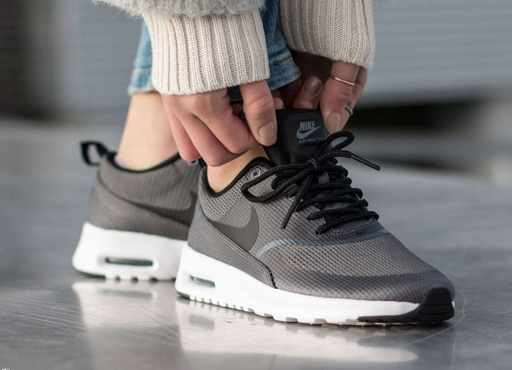 Nike Air Max Thea TXT: Dark Grey