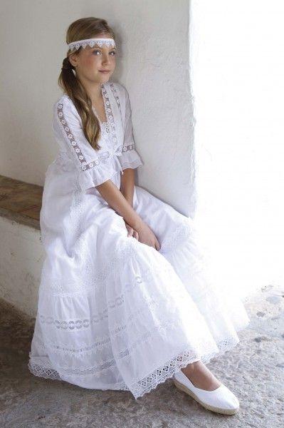 CEREMONY : CHARO RUIZ IBIZA. Moda adlib de Ibiza y vestidos de novia bohemios.
