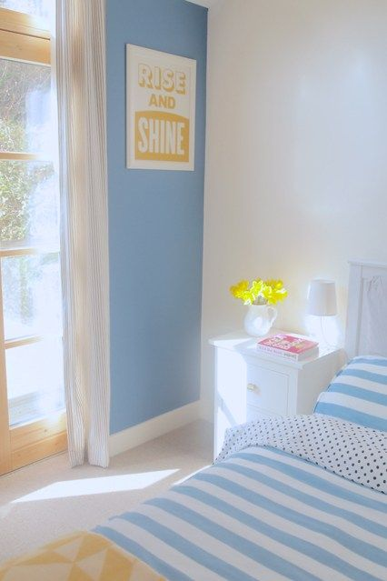 Rise & Shine - Bedroom Design Ideas & Pictures – Decorating Ideas (houseandgarden.co.uk)
