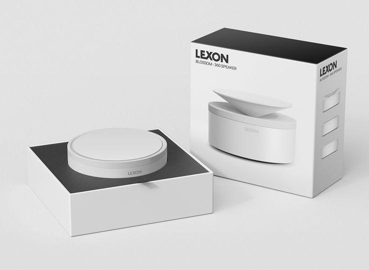 blossom 360 lexon bebop speaker designboom