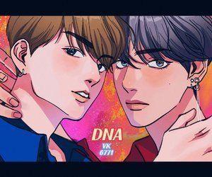 Dna Fan Art Twitter Fotos Kpop