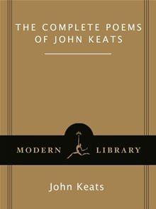 john keats when i have fears essay