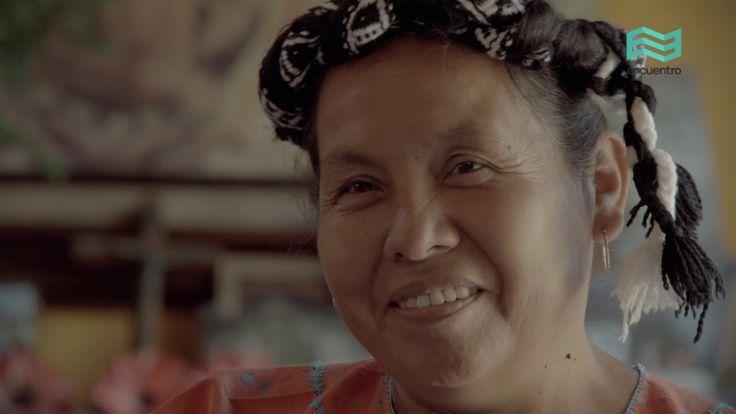 María de Jesús Patricio Martínez: vocera del Concejo Indígena de Gobierno del CNI