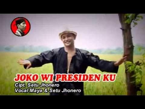 Lagu JokoWI Presidenku #AkhirnyaMilihJokowi #PilihNo2_utkNKRICerdas #pemilu2014