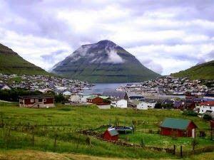 Klaksvik, Ilhas Faroé (Dinamarca) - Curtir Espetacular
