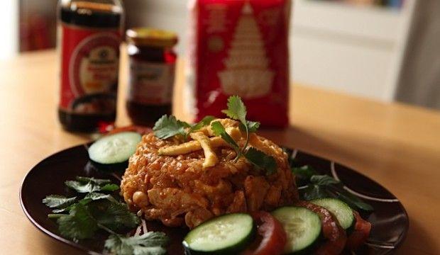 Receta Nasi Goreng (arroz frito indonesio) http://riceworldwide.com/receta-nasi-goreng-arroz-frito-indonesio/