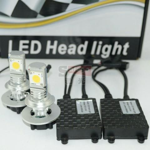 Kit lâmpada H4 Led Cree