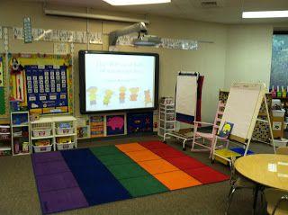 Mrs. Cates' Kindergarten: Beginning Of The Year