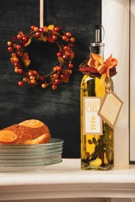 Shortcut Chic: Olive Oil Hostess Gift