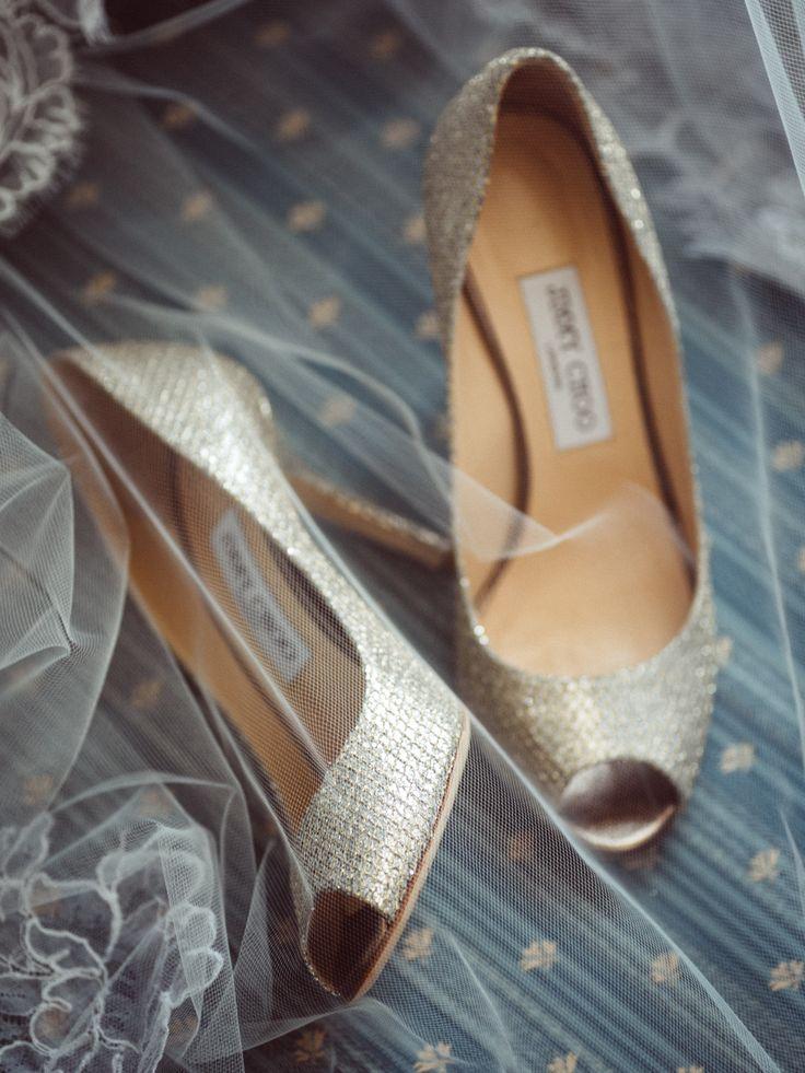 Jimmy Choo bridal shoes; VENUE Hotel Villa Belrose, St. Tropez France, PHOTOGRAPHY Joel + Justyna Bedford, destination wedding photographers