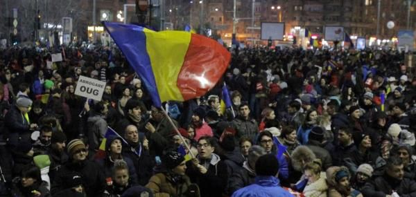 Eric DuVall Feb. 4 (UPI) -- In the face of mass protests, the Romanian government said it would repeal a decree that would have granted…