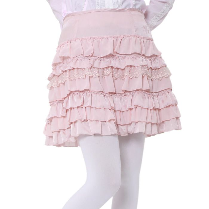Worldwide shipping available ♪ ピンクフリルスカート Emily Temple cute https://www.wunderwelt.jp/en/products/w-02250  IOS application ☆ Alice Holic ☆ release Japanese: https://aliceholic.com/ English: http://en.aliceholic.com/