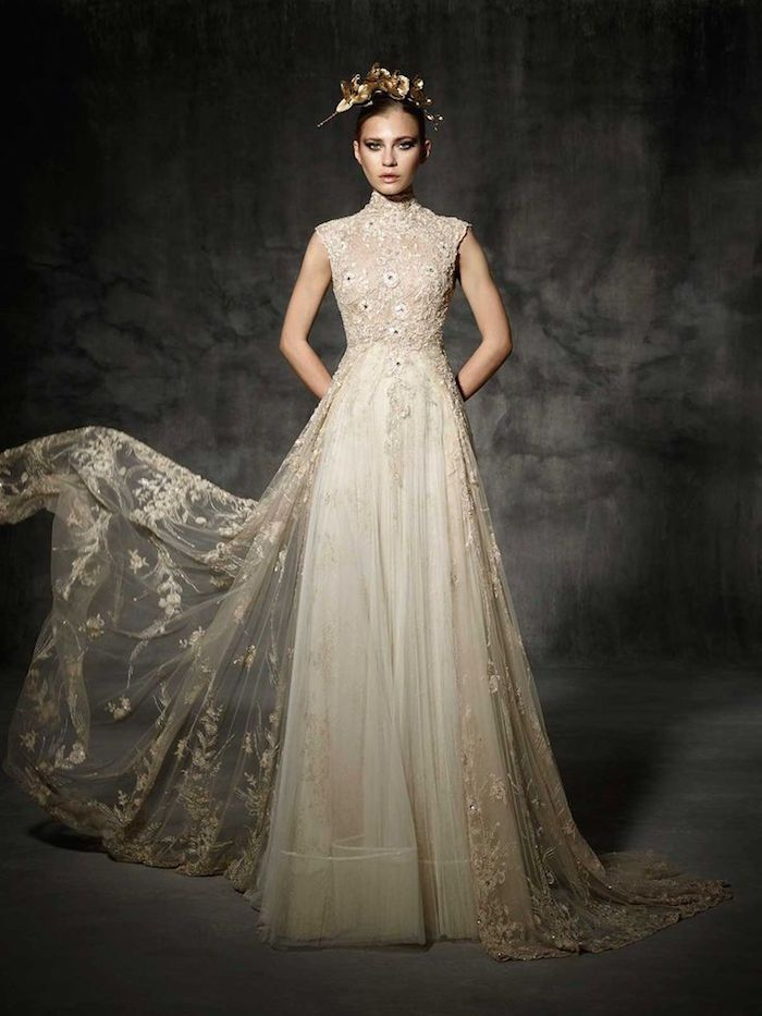 Stylish Yolan Cris Wedding Dresses 2016