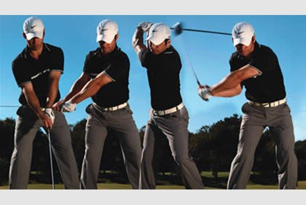 Paul Casey Swing Sequence Golf Tip | Today's Golfer