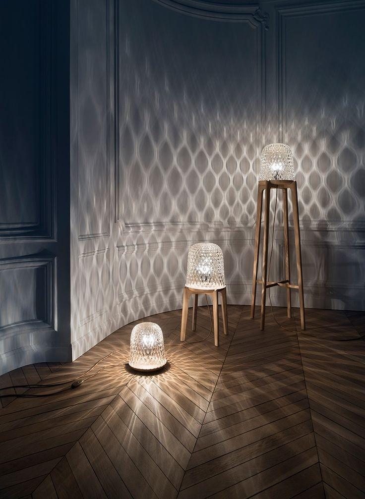 Folia lampe noé duchaufour lawrance saint louis | st. louis crystal and noé duchaufour lawrance present the folia ...