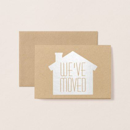The 25+ best New address cards ideas on Pinterest Change of - organizational change announcement template
