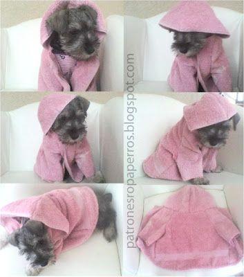 Cómo hacer ropa para perro   Me lo dijo Lola