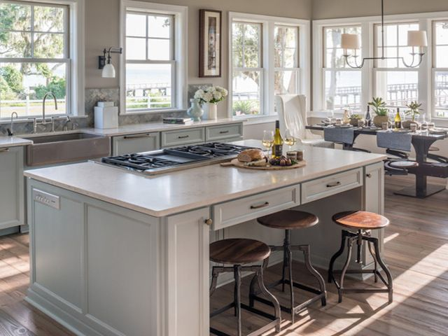 Countertop Types And Cost : Countertops Cost on Pinterest Kitchen countertop materials, Cost ...